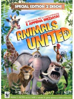 Animals United (SE) (2 Dvd)