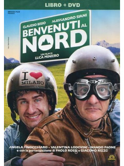 Benvenuti Al Nord (Dvd+Booklet)