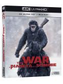 War (The) - Il Pianeta Delle Scimmie (4K Ultra Hd+Blu-Ray)