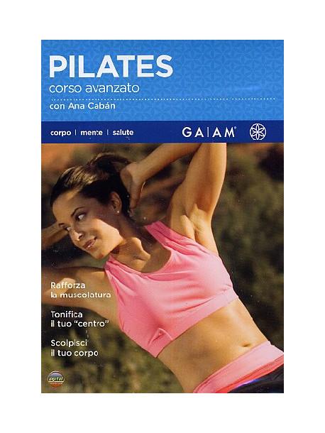 Pilates Corso Avanzato (Dvd+Booklet)