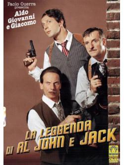 Leggenda Di Al John E Jack (La) (SE) (2 Dvd)