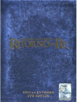 Signore Degli Anelli (Il) - Il Ritorno Del Re (SE) (4 Dvd)
