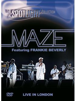 Maze Featuring Frankie Beverley: Live In London [Edizione: Regno Unito]