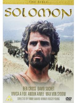 Bible - Solomon [Edizione: Regno Unito]