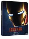 Iron Man - La Collezione Completa (Steelbook) (3 Blu-Ray)