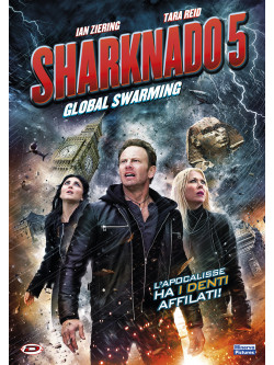 Sharknado 5 (Rental)