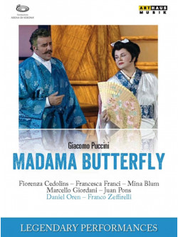 Puccini - Madama Butterfly