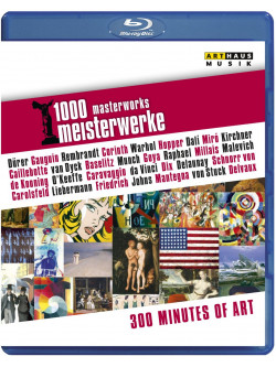 1000 Masterworks - 300 Minutes Of Arts