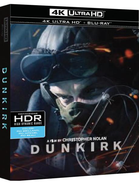 Dunkirk (4K Ultra Hd + Blu Ray)