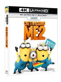 Cattivissimo Me 2 (Blu-Ray 4K Ultra Hd+Blu-Ray)
