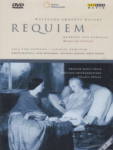 Mozart Wolfgang Amadeus - Requiem K 626, Aria Per Soprano K 42, Laudate Dominum K 339
