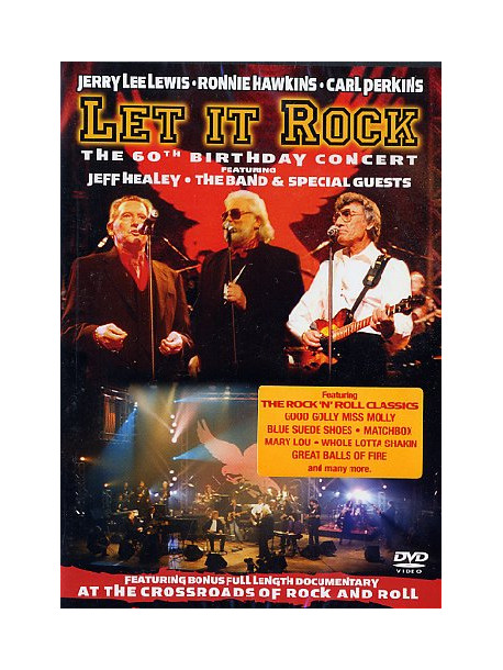 Let It Rock - At The Crossroads Of Rock 'N' Roll