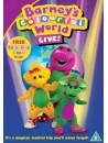 Barney - Colourful World - Live [Edizione: Regno Unito]