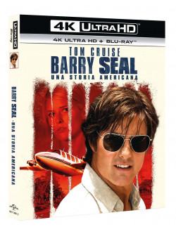 Barry Seal - Una Storia Americana (4K Uhd+Blu-Ray)