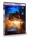 Valerian E La Citta' Dei Mille Pianeti (Blu-Ray 4K+Blu-Ray)