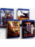 Colline Hanno Gli Occhi (Le) / Die Hard - Trappola Di Cristallo / Transporter (The) / X-Men - Conflitto Finale - Action Box (4 B