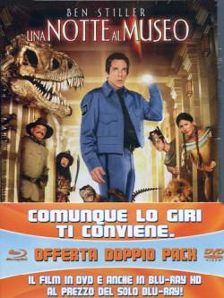 Notte Al Museo (Una) (Edizione B-Side) (Dvd+Blu-Ray)