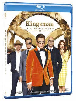 Kingsman - Il Cerchio D'Oro
