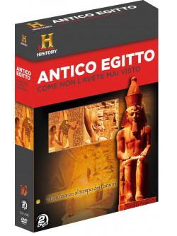 Antico Egitto Come Non L'Avete Mai Visto (L') (2 Dvd)