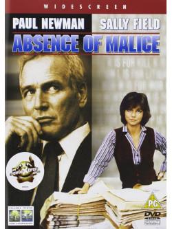 Absence Of Malice [Edizione: Regno Unito]