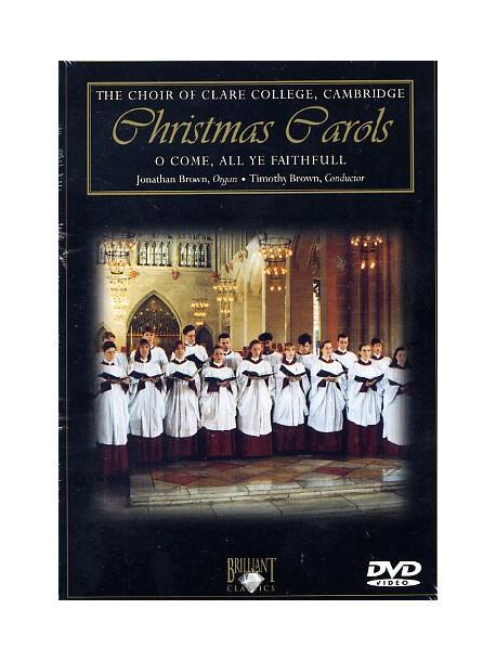 Christmas Carol - O Come All Ye Faithful - DVD.it