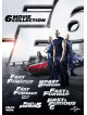 Fast & Furious - 6 Movie Collection (6 Dvd)