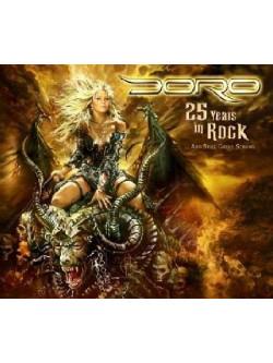 Doro - 25 Years In Rock (2 Dvd+Cd)