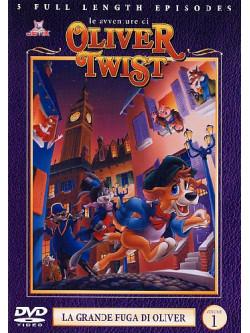 Avventure Di Oliver Twist (Le) 01