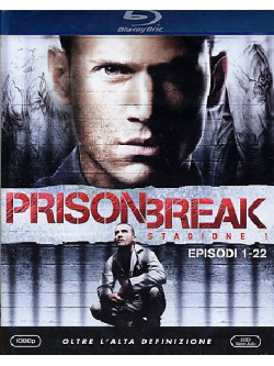 Prison Break - Stagione 01 (6 Blu-Ray)