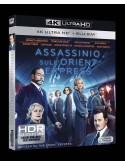 Assassinio Sull'Orient Express (4K Ultra Hd+Blu-Ray)