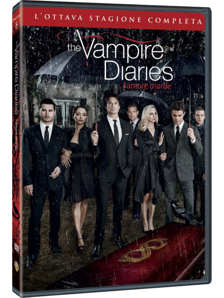 Vampire Diaries - Stagione 08 (3 Dvd)