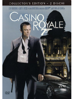007 - Casino Royale (2006) (CE) (Tin Box) (2 Dvd)
