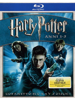 Harry Potter Box Set (SE) (5 Blu-Ray)
