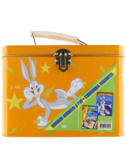 Looney Tunes - Bugs Bunny Lunch Box (2 Dvd+Lunch Box)