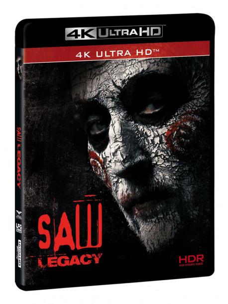 Saw: Legacy (Blu-Ray 4K+Blu-Ray)