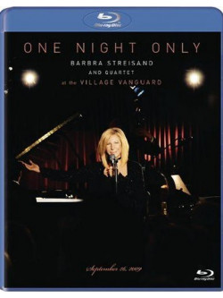 Barbra Streisand - One Night Only