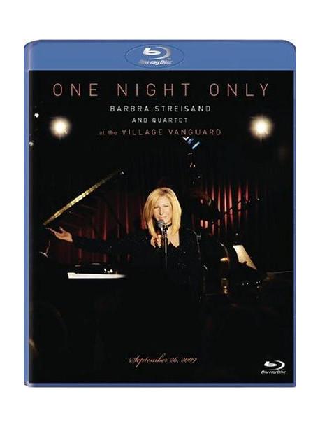 Barbra Streisand - One Night Only