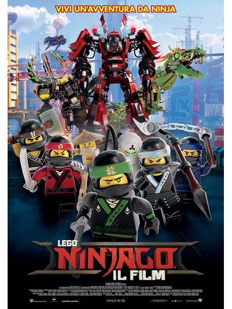 Lego Ninjago - Il Film (4K Ultra Hd + Blu Ray)