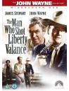 Man Who Shot Liberty Valance [Edizione: Regno Unito]