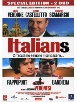 Italians (SE) (2 Dvd)