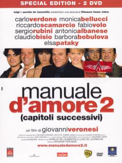 Manuale D'Amore 2 - Capitoli Successivi (SE) (2 Dvd)