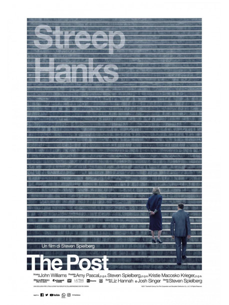 Post (The) (Blu-Ray 4K Hd+Blu-Ray)