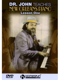 Dr John - Teaches New Orleans Piano 1