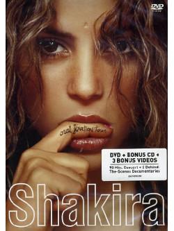 Shakira - Oral Fixation Tour (Dvd+Cd)