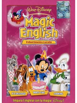 Magic English 03 - Il Divertimento E' Servito