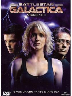 Battlestar Galactica - Stagione 03 (6 Dvd)