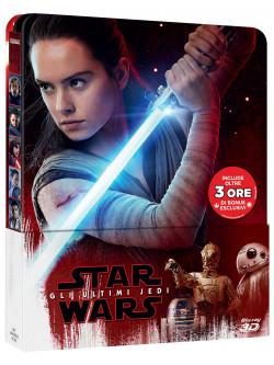 Star Wars - Gli Ultimi Jedi (Steelbook)