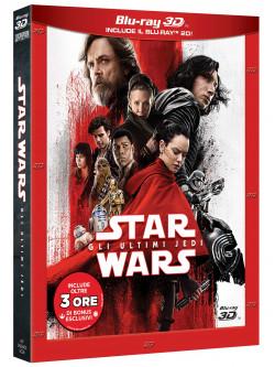 Star Wars - Gli Ultimi Jedi (Blu-Ray 3D+Blu-Ray)