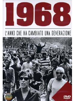 1968 - L'Anno Che Ha Cambiato Una Generazione (Dvd+Libro)