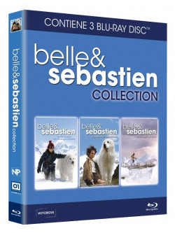 Belle & Sebastien Collection (3 Blu-Ray)